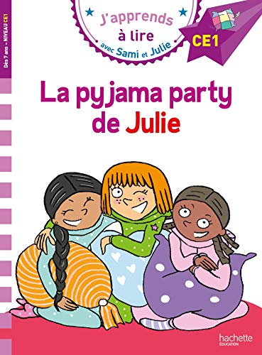 Pyjama party de Julie (La)
