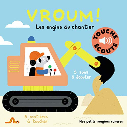 Vroum Les engins du chantier